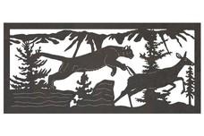 Deer & Cougar 3 Insert