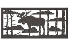 Moose 1 Railing Insert
