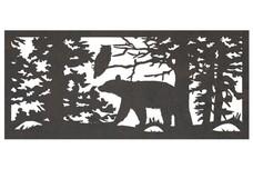 Bear 2 Railing Insert