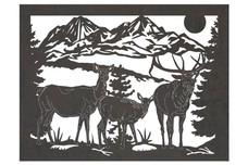 Elk 3 Railing Insert