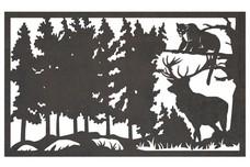 Elk & Cougar Insert