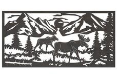 Moose 4 Railing Insert