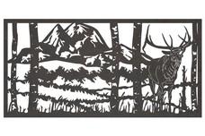 Elk 1 Railing Insert