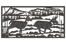 Antelope Insert