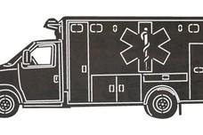 Hospital Ambulance DXF File