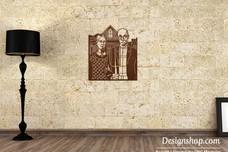 American Gothic Wall Art