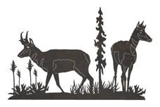 Antelope Driveway Topper