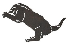 Badger Clawing DXF File