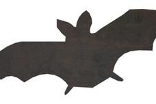 Bat Silhouette DXF File