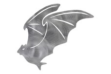 Flying Bat Side-Profile DXF File