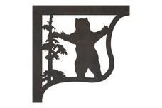 Bear Bracket Art