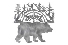 Bear Compass Stock Art