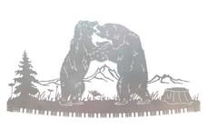 Bear Crosscut Sawblade