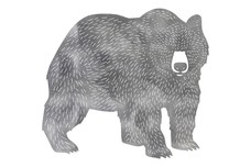 Grizzly_Bear DXF File