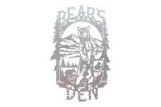 Bear's Den Wall Art