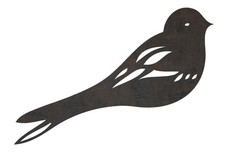 Small Bird DXF File