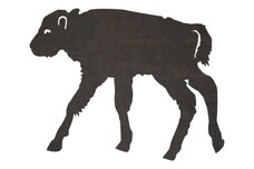 Bison Calf DXF File