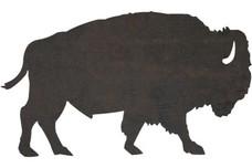 Walking Bison DXF File