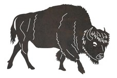 Bison Bowing DXF File