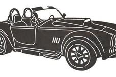 BMW Roadster DXF File
