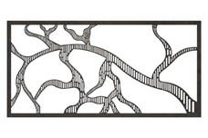 Branches Railing Insert