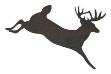 Leaping Buck DXF File