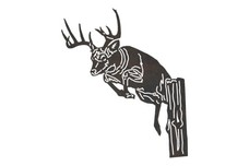 Jumping Buck DXF File
