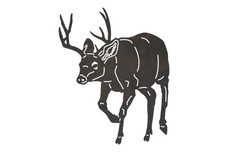 Buck Walking DXF File