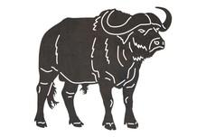 Water Buffalo DXF File