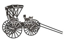 Old Buggy DXF File