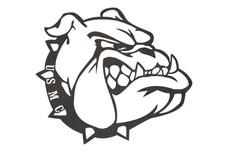 Marines' Bulldog DXF File