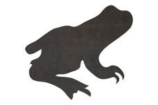 Bullfrog Silhouette DXF File