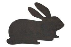 Bunny Silhouette DXF File