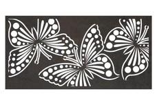 Butterflies Railing Insert