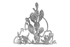 Large Cactus DXF File