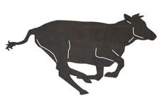 Running Calf DXF File
