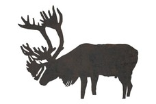 Caribou Bowing DXF File