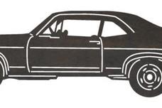 Chevrolet Chevelle DXF File