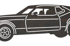 Chevy Nova Side-Profile DXF File