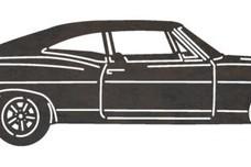 Chevy Impala DXF File