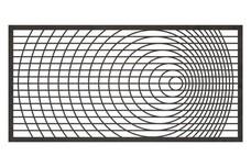 Circles Railing Insert