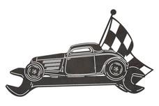 Classic Car Sign