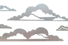 Fluffy_Clouds DXF File