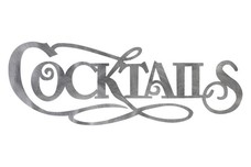 Cocktails Wall Art