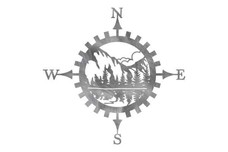 Compass Stock Art