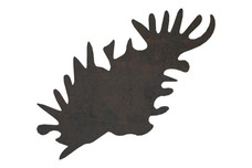Coral Reef Silhouette DXF File