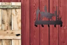 Bull Riding Coat Hanger