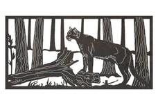 Cougar Railing Insert