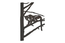 Perching Cougar DXF File