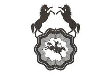 Cowboy And Horses Stock Art